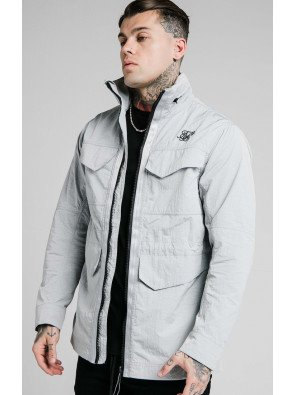 SIKSILK LIGHTWEIGHT ZIP JACKET