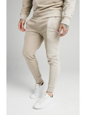 SIKSILK HALF & HALF FITTED JOGGER