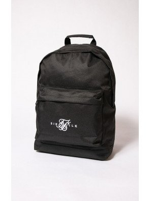 SIKSILK DUAL LOGO BACKPACK