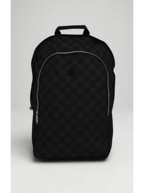 SIKSILK CORE CHECK BACKPACK