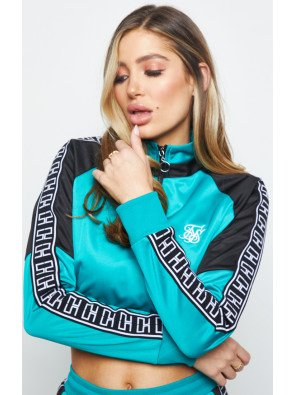 SIKSILK AZURE TRACK TOP