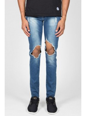Rifle Sixth June Jean Holes Blue