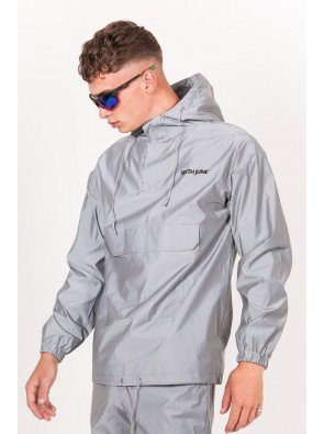 SIXTH JUNE LOGO REFLECTIVE WINDBREAKER
