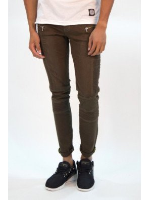 Rifle Sixth June Biker Khaki
