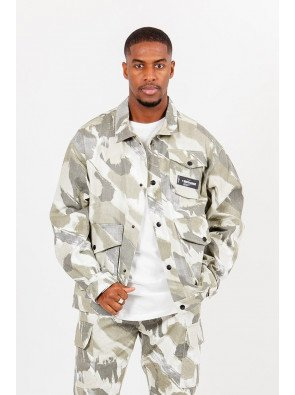 Sixth June Jacket Camo