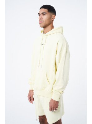 RELAXED FIT TRAVEL SET HOODIE