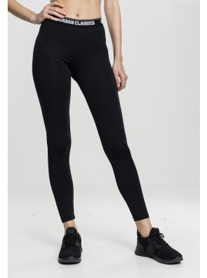 Ladies Sports Leggings black/black