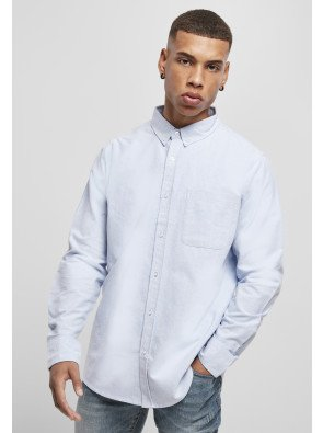 Basic Oxford Shirt blue/white