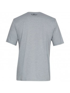 Under Armour Sportstyle Left Chest Steel Light Heather