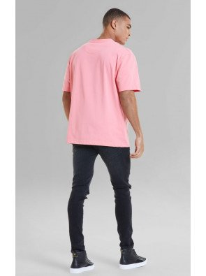 SIKSILK DROP SHOULDER RELAXED FIT TEE