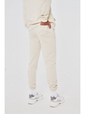 ESSENTIALS RELAXED FIT WASHED JOGGER
