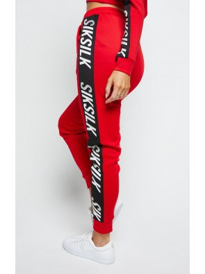 SIKSILK CHASER TRACK PANT