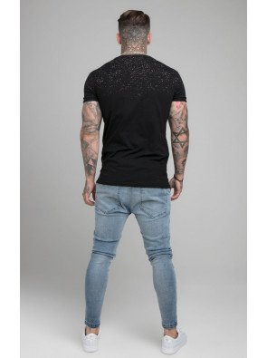 SPECKLE GYM TEE