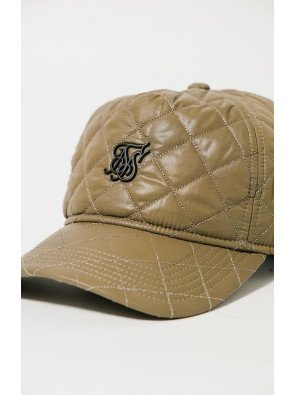 SIKSILK QUILTED NYLON TRUCKER