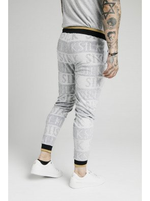 SIKSILK INVERSE FITTED JOGGER