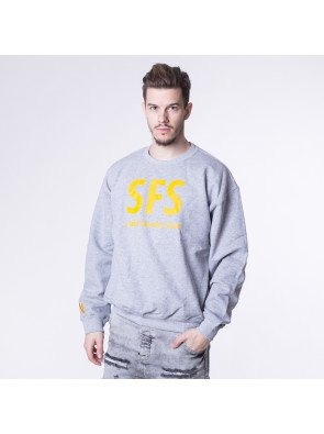 Crewneck Nahodsa Merch UNISEX Grey