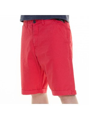 Kraťasy Reell Grip Chino Short Coral Red