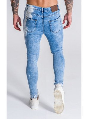 GIANNI KAVANAGH Bleach Splater Jeans