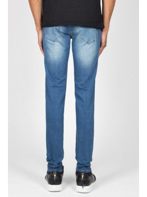 Jeans Sixth June Jean Holes Blue