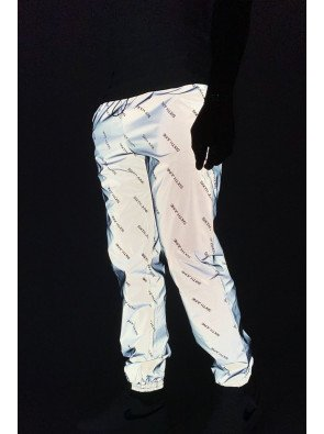 Sixth June reflective logo Joggers