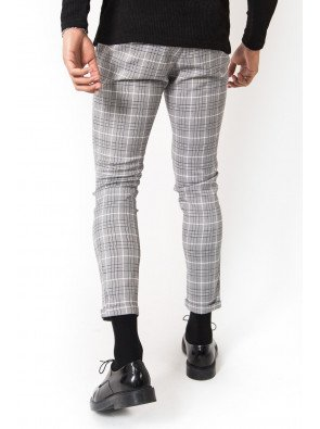 WALES PANTS WITH BUCKLE