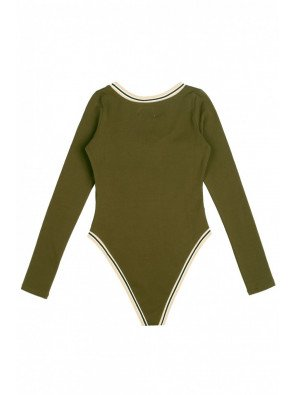 Body Sixth June Sport Manches Longues Khaki