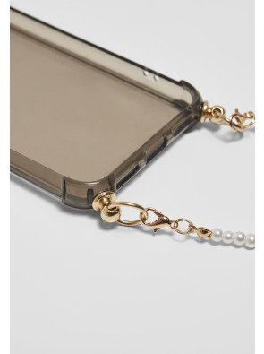 Phonecase with Pearl Necklace I Phone 6/7/8
