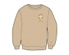 Crewneck Hype Meowth Embroidery Mens Sand