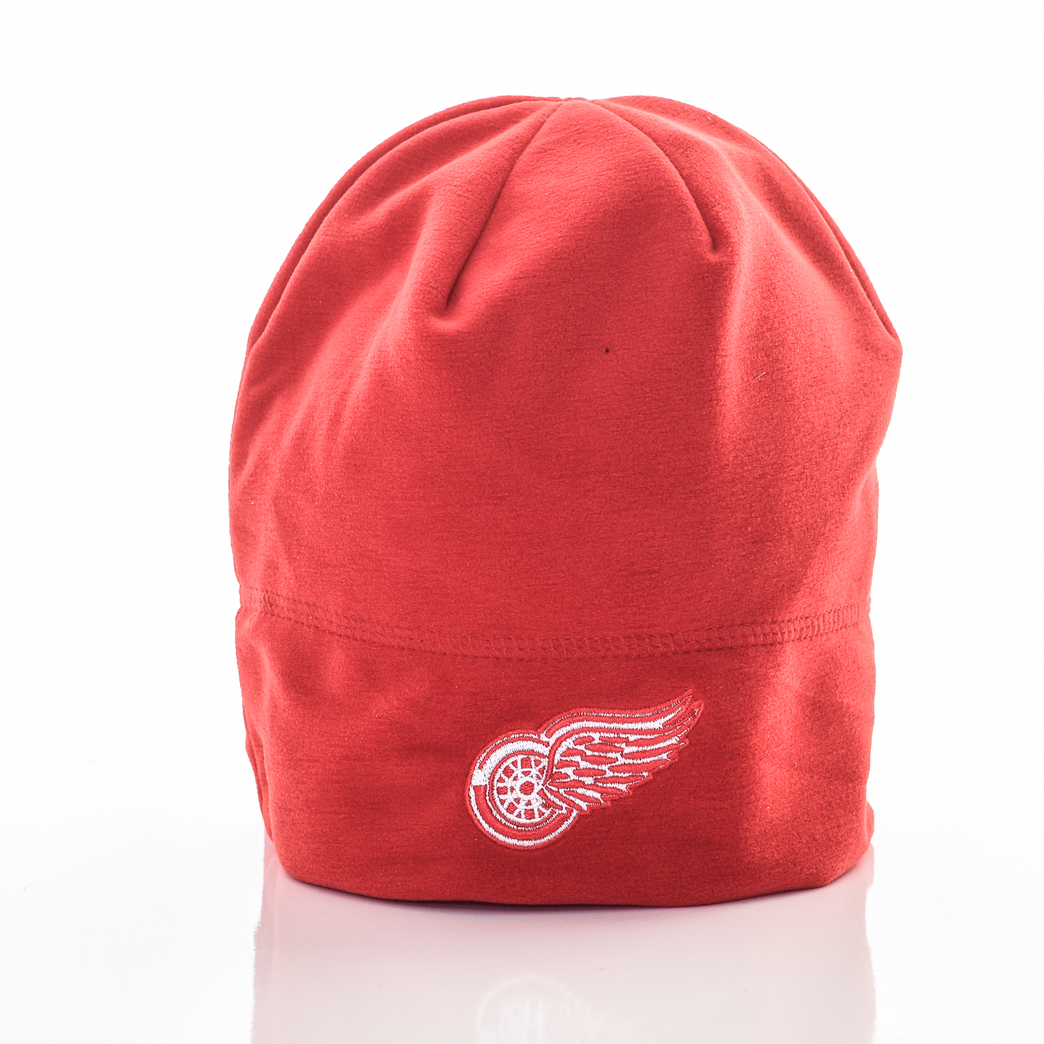 Zimná čiapka Mitchell & Ness Detroit Red Wings Red
