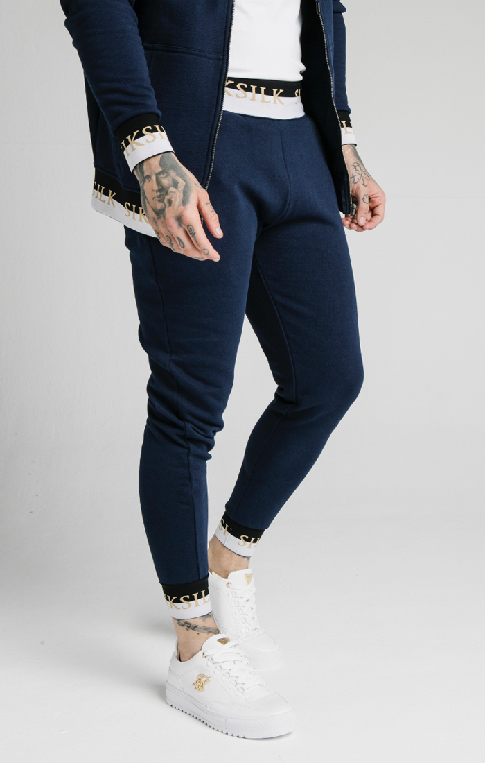 SIKSILK DELUXE FITTED JOGGER XS