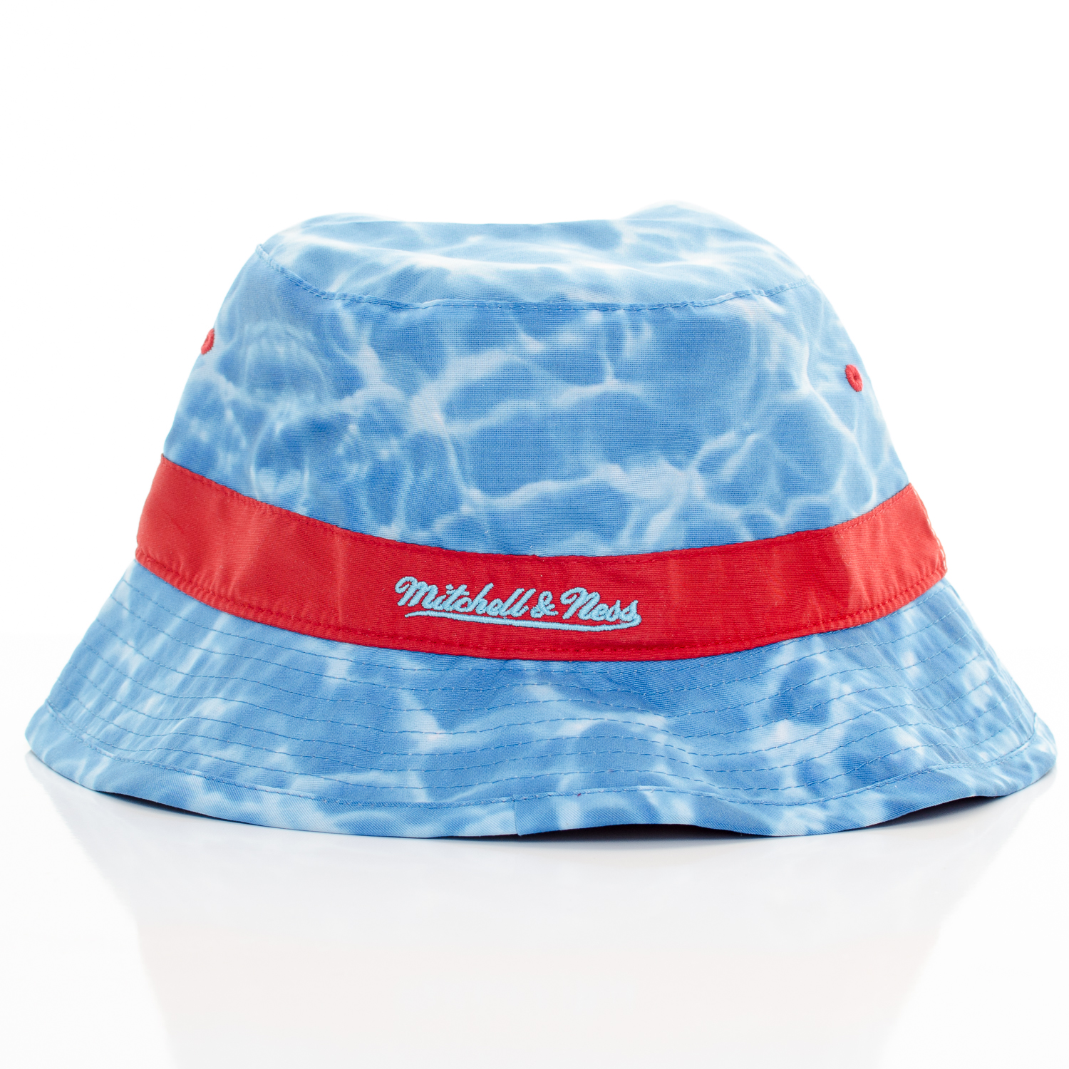 Klobúk Mitchell & Ness Bucket Blue L/XL