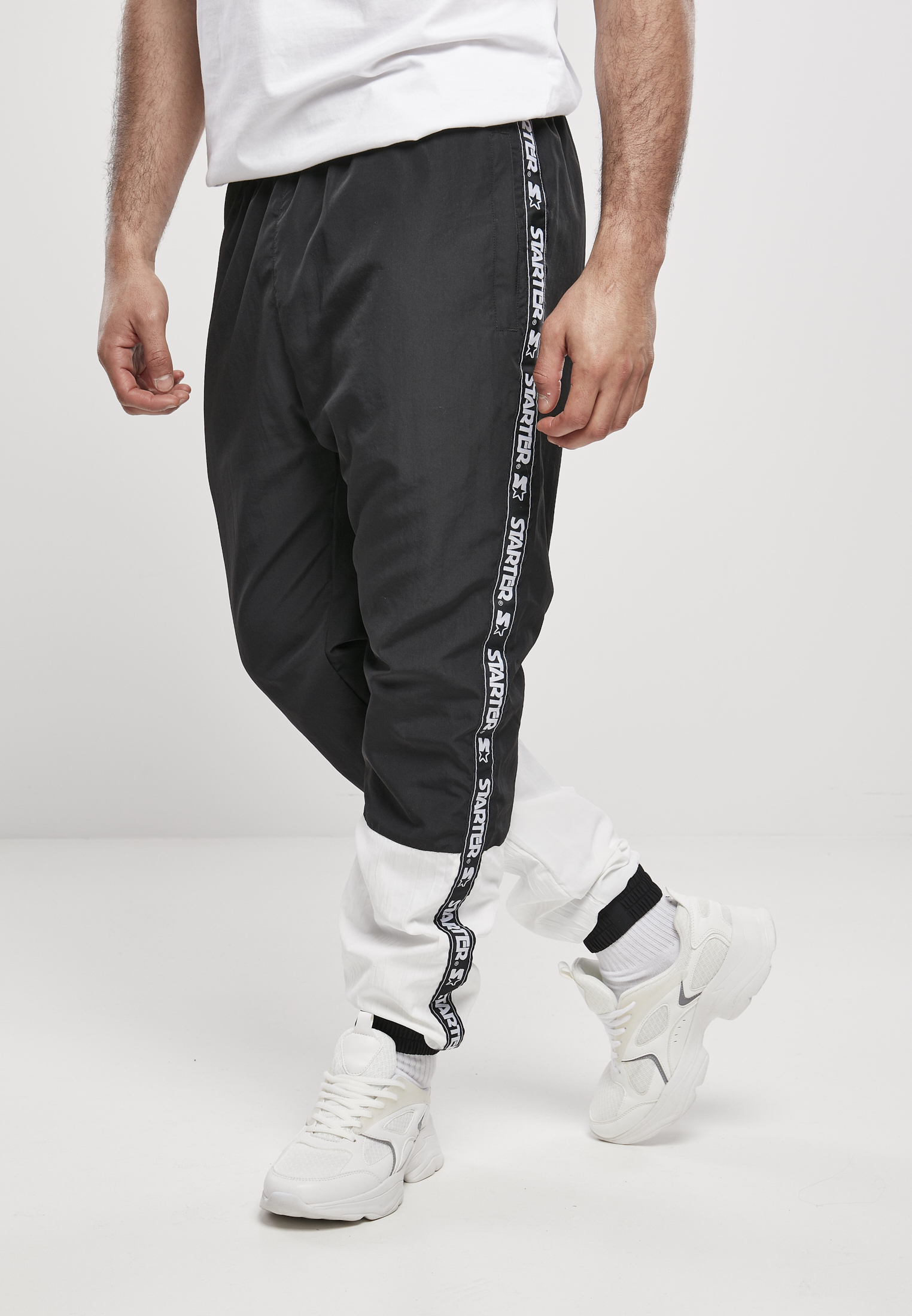 Starter Two Toned Jogging Pants XL
